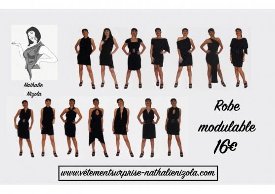 Annonce occasion, vente ou achat 'Robe modulable'