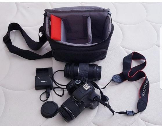 Annonce occasion, vente ou achat 'Appareil Photo Reflex Canon EOS 1100D'