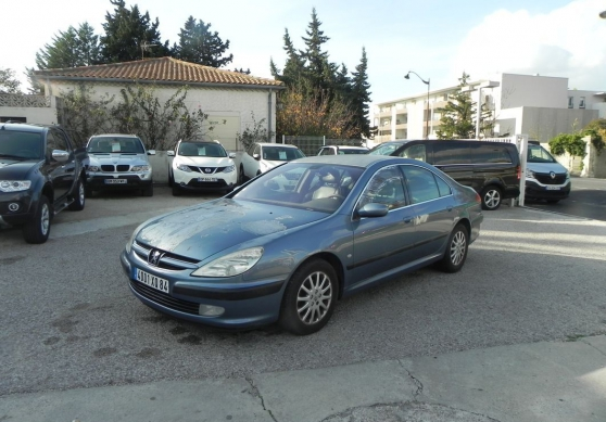 Annonce occasion, vente ou achat 'Peugeot 607 2.2 HDi 136 Pack 296MKM'
