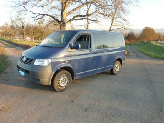 Annonce occasion, vente ou achat 'Volkswagen VW Bus T5 Caravelle/Transport'