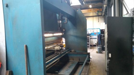 Presse plieuse HACO 6 m x 300 tonnes - Photo 2
