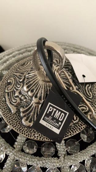 NOUVELLE suspension de PTMD sparkle silv - Photo 3