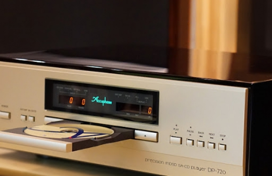 Annonce occasion, vente ou achat 'Accuphase DP 720'