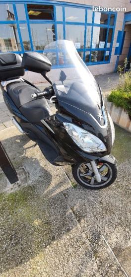 Annonce occasion, vente ou achat 'Peugeot Satelis 300'