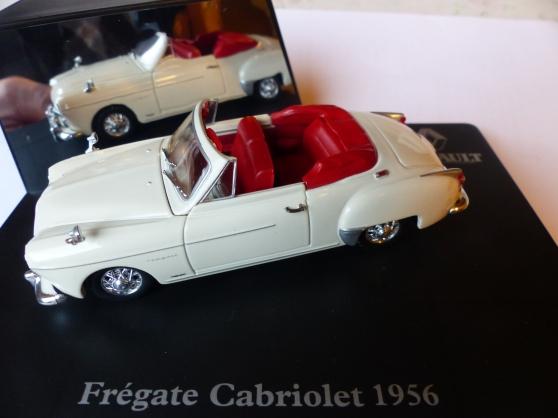 Annonce occasion, vente ou achat 'RENAULT FREGATE CABRIOLET ELIGOR 1/43ème'