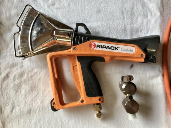 Pistolet de rétractation Ripack