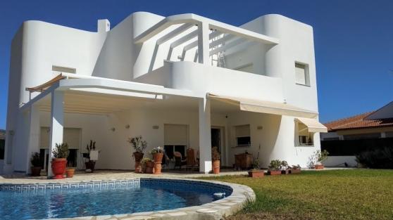Malaga - Magnifique villa contemporaine
