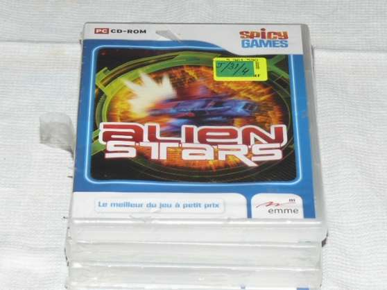 Alien stars jeu