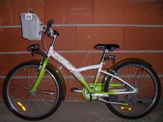 Vélo fille enfant 24 pouces