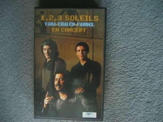 1, 2, 3 soleils, Khaled, Rachid Taha, Fa