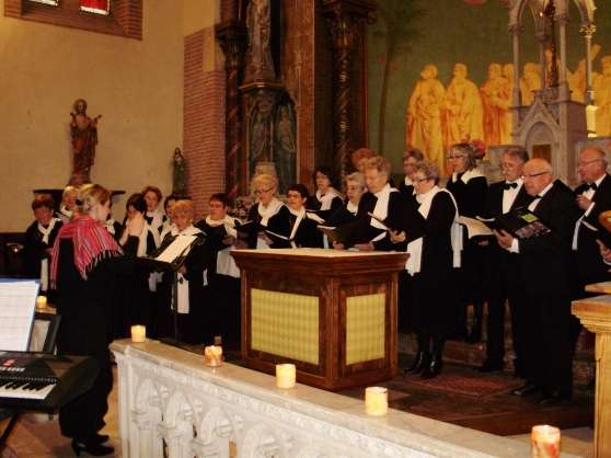 Annonce occasion, vente ou achat 'chorale concert'