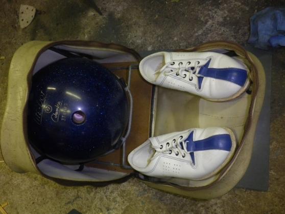 boule de bowling - Photo 2