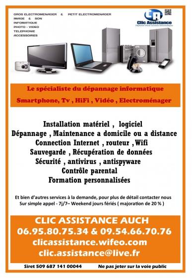 Dépannage Informatque
