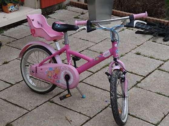 Annonce occasion, vente ou achat 'Vélo enfant 16 pouces Princess gril Deca'