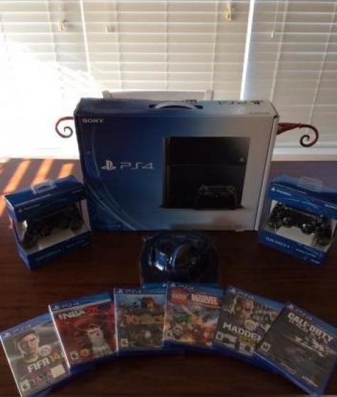 Console Sony PlayStation 4 PS4 500 Go No