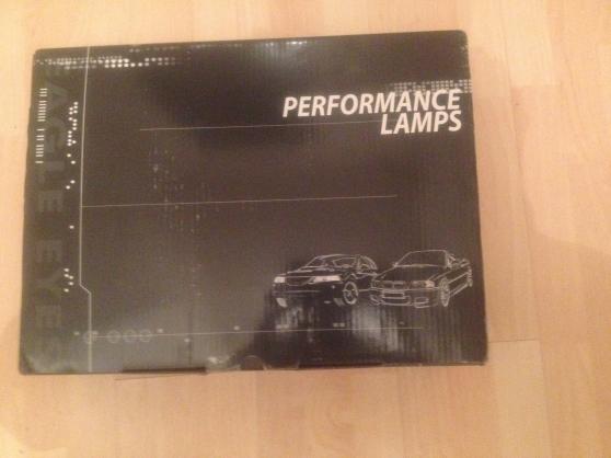 Annonce occasion, vente ou achat 'FEUX ARRIERES LEDS BMW E46'