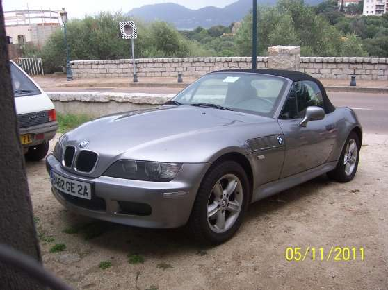 cabriolet BMW Z3