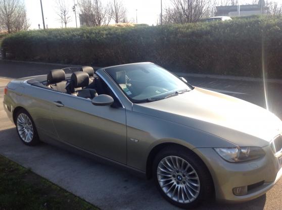 BMW 325 D cabriolet