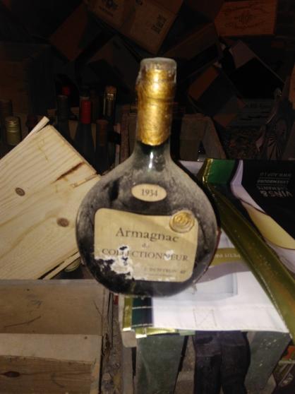 Annonce occasion, vente ou achat 'armagnac du collectionneur 1934'