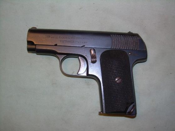 pistolet ruby 7,65 - Annonce gratuite marche.fr