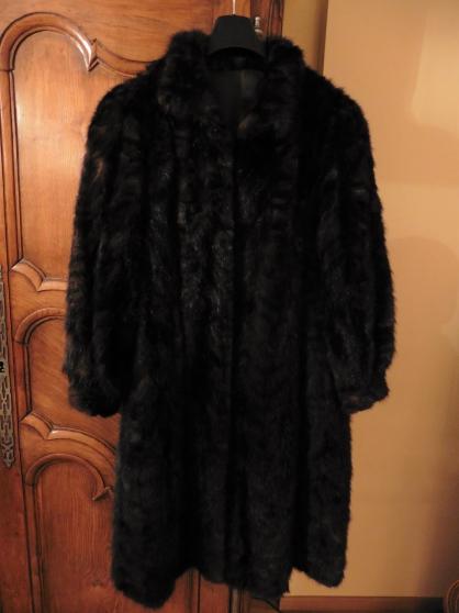 manteau de fourrure flans de vison - Annonce gratuite marche.fr