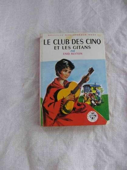 Annonce occasion, vente ou achat 'LE CLUB DES CINQ et Les Gitans'