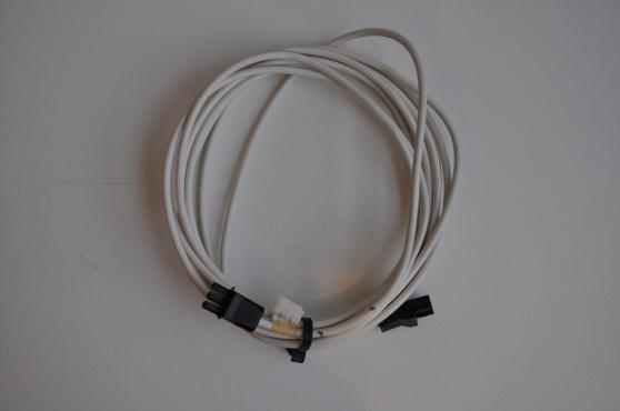câbles 5m + connecteurs éclairages - Annonce gratuite marche.fr