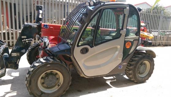Chariot Elevateur Manitou MT625T