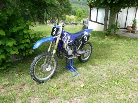 motocross 125 yz moto scooter v lo cross ach res reference mot cro mot petite annonce. Black Bedroom Furniture Sets. Home Design Ideas