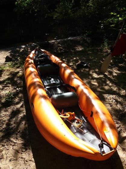 Kayak gumotex K1