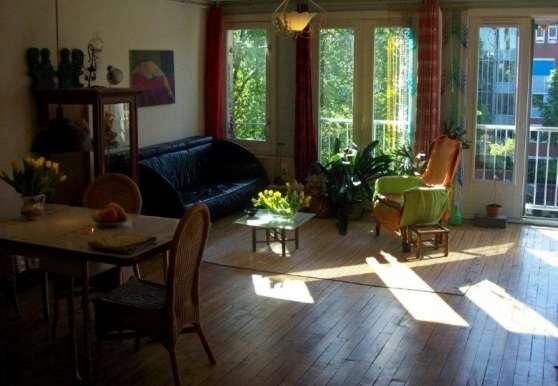 Amsterdam appartement à louer dans le ce