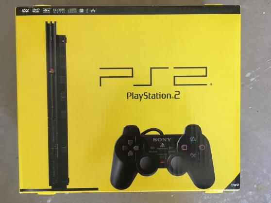 Playsation 2 neuve emballée