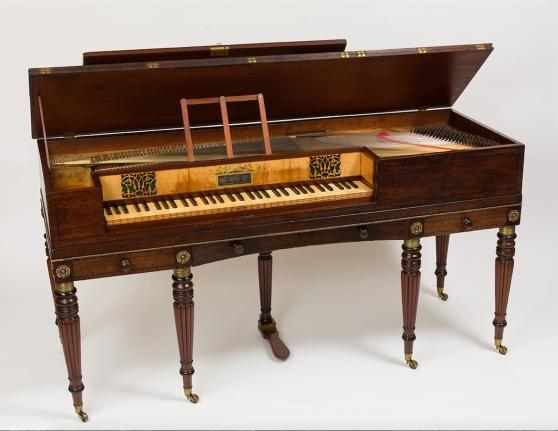 Annonce occasion, vente ou achat 'Pianoforte Muzzio Clementi. London, 1814'
