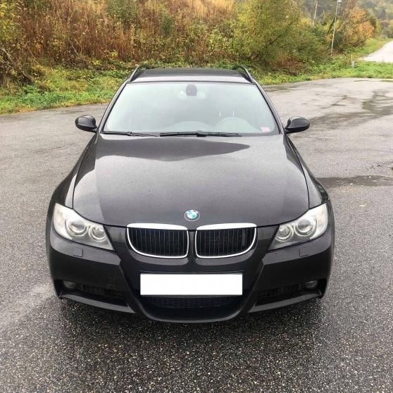BMW 3-serie 320 D 2.0-150 D