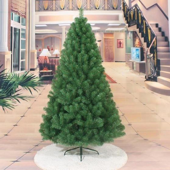 Arbre de Noël Artificiel Densifié Vert D
