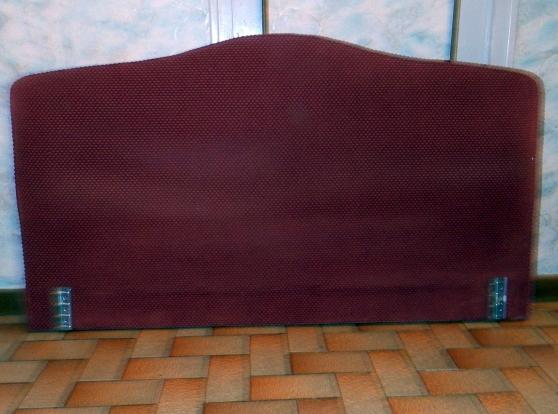 Annonce occasion, vente ou achat 'Tête de lit pour lit 140'