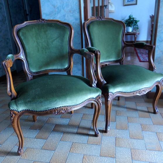 Annonce occasion, vente ou achat 'FAUTEUILS CABRIOLETS LOUIS XV'