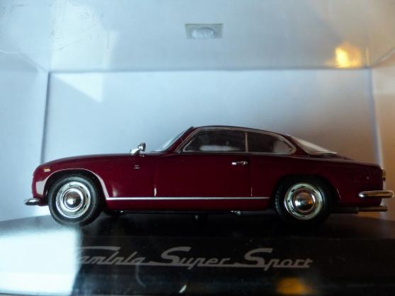 LANCIA FLAMINIA coupé sport NOREV 1/43