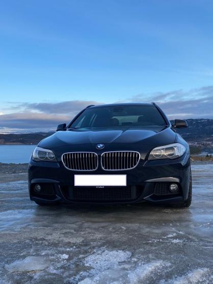 Annonce occasion, vente ou achat 'BMW 520d M-Sport'