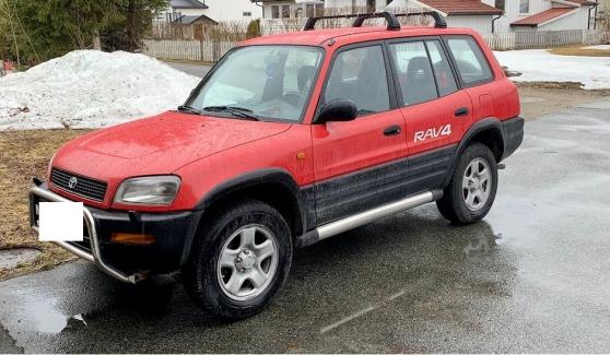 Annonce occasion, vente ou achat 'Toyota RAV4 4WD'