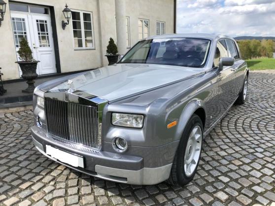 Annonce occasion, vente ou achat 'Rolls Royce Phantom'