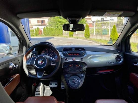 Fiat Abarth 595 Turismo automatique - Photo 2