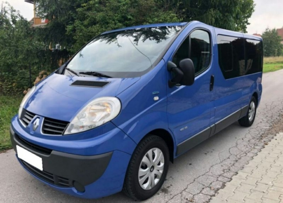 Renault Trafic 2.0 PASSENGER 9 PLACES NA