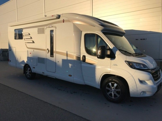 Hymer Tramp CL 698