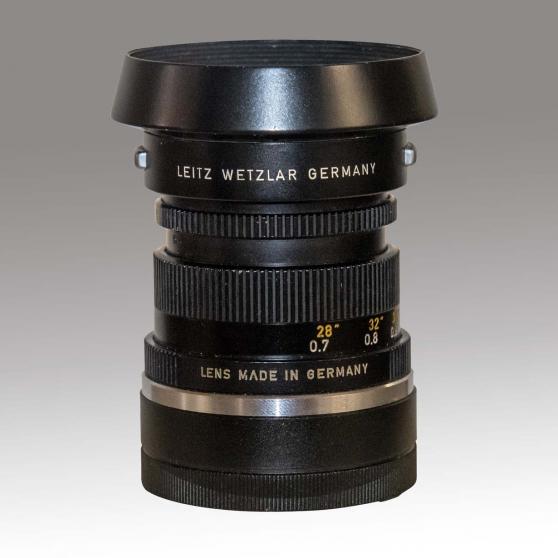 Annonce occasion, vente ou achat 'SUMMICRON 2/50mm LEITZ WETZLAR- SERIE M'