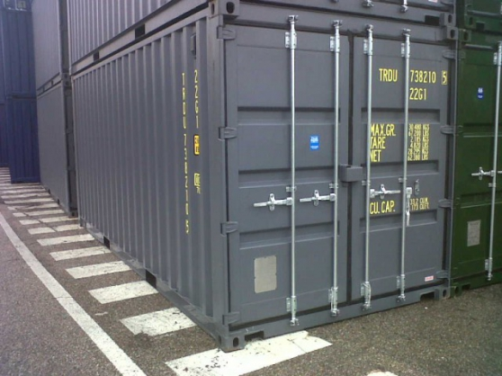 Containers 20 & 40 Pieds Occasions