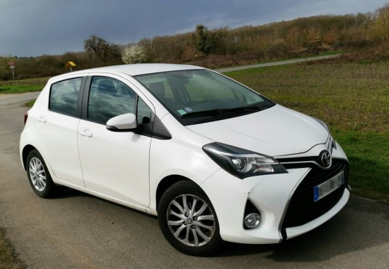 Annonce occasion, vente ou achat 'toyota yaris'