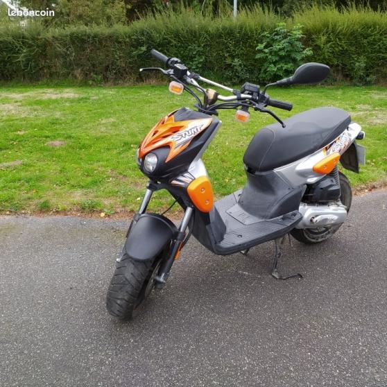Annonce occasion, vente ou achat 'Scooter MBK Stunt en bon état'