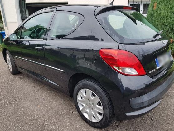 Annonce occasion, vente ou achat '207 Peugeot Active'