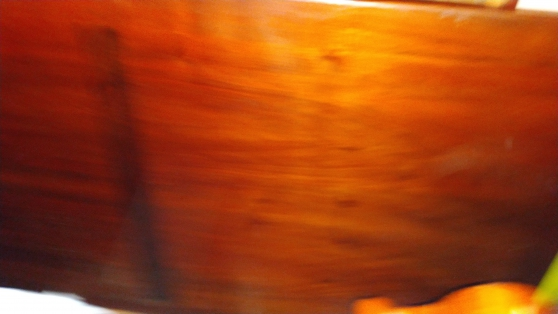 Table bois massif - Photo 2